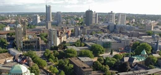 Essen city